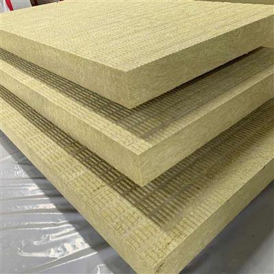 墙体保温岩棉板