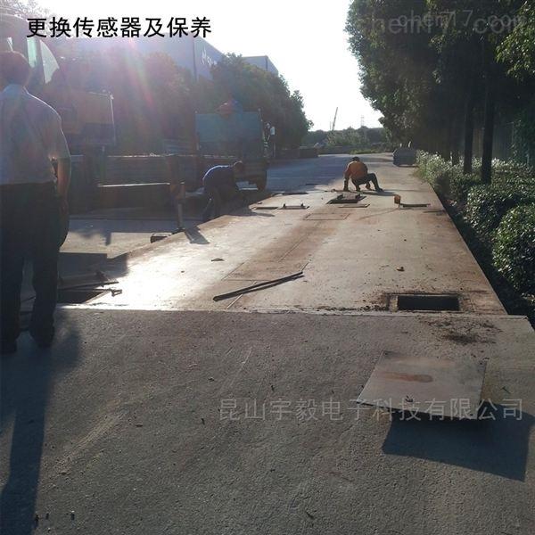 上海防爆汽车衡