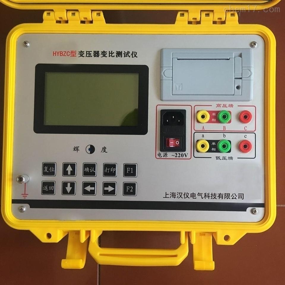 济南市承试设备直流电源型变压器变比测试仪