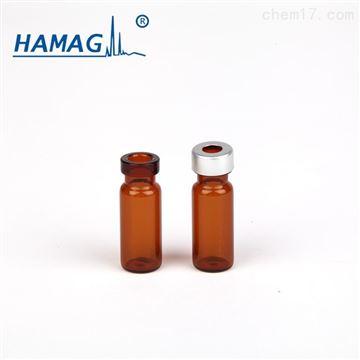 HM-05482ml棕色钳口样品瓶/11mm