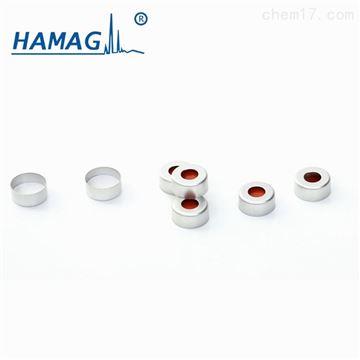 HM-1210预组装铝开孔盖,白色PTFE/红色硅胶垫/11mm