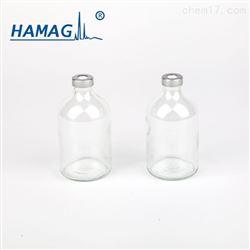 HM-100DKP100ML 透明钳口顶空瓶