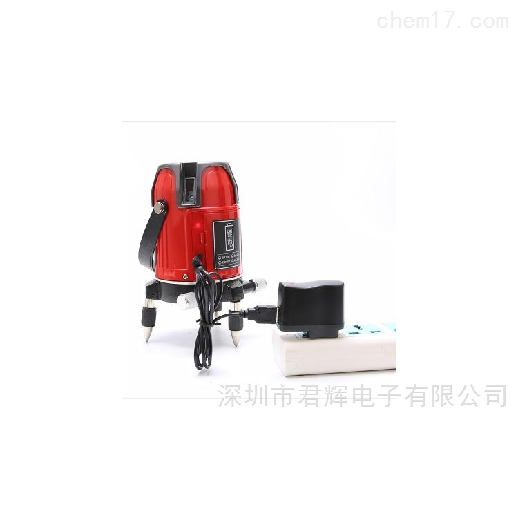 LM530触摸式红光激光水平仪