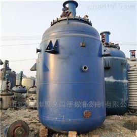 二手3000l电加热搪瓷反应釜