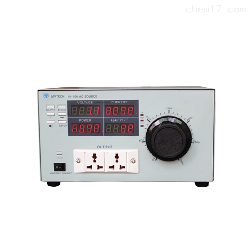 艾维泰科IVYTECH IV-100系列 可调交流电源