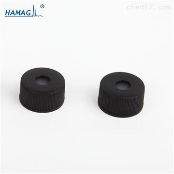 HM-00G30黑色电木空心盖PTFE 硅胶垫带特氟龙垫