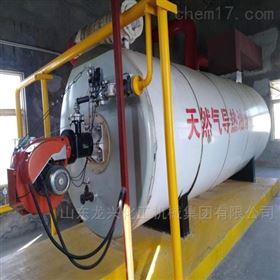 龙腾天然气导热油炉