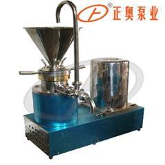 正奥泵业JML-80F型不锈钢分体式胶体研磨机