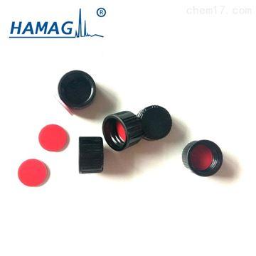 HM-4471预组装黑色螺纹实心盖(含双面PTFE垫片)