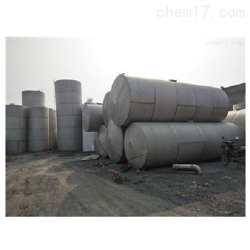 厂家供应二手5立方不锈钢储罐