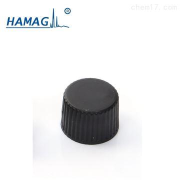 预组装黑色实心盖;红色PTFE/白色硅胶垫