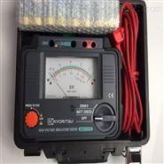 3121B日本共立绝缘电阻测试仪