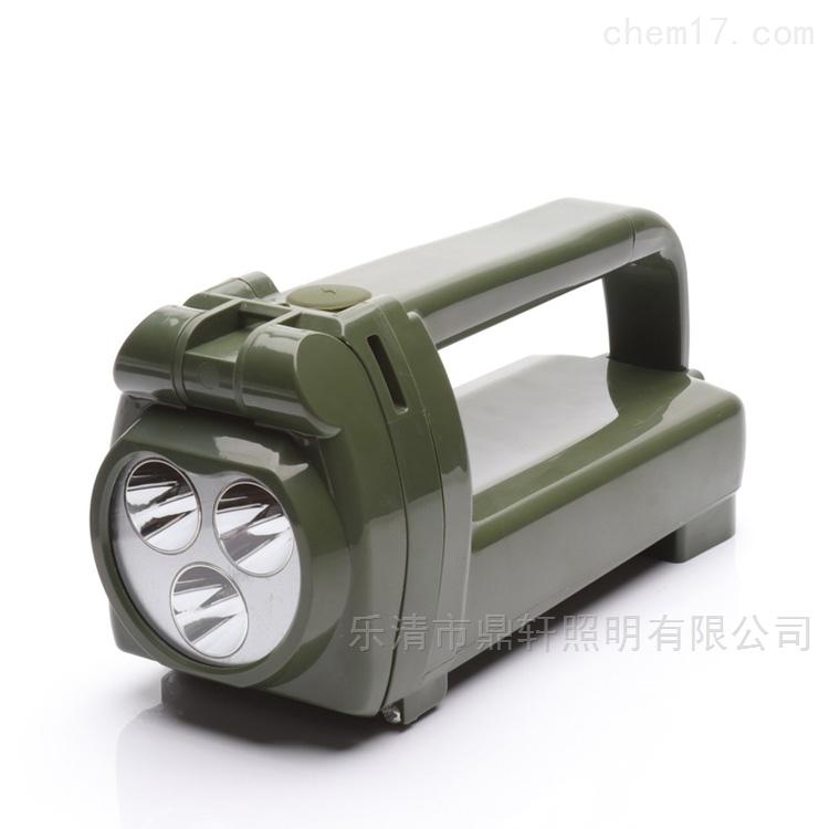 手摇式充电工作灯手提3*3W班用搜索温州厂家