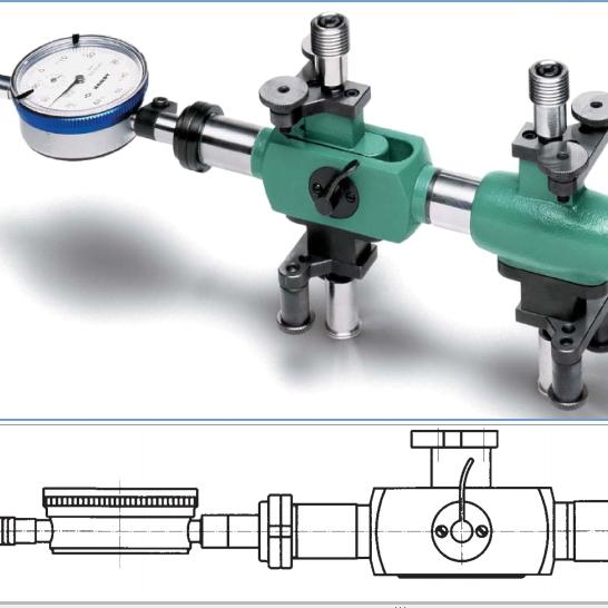 德国KORDT内螺纹大径量仪总批发商