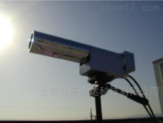 户外 COM-3400W 大气离子监测仪