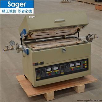 SG-GSM1700Sager1700度高精度分段控温真空管式炉