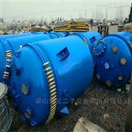 厂家回收二手5000L搪瓷反应釜