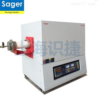 SG-GS1700实验室1700度50段编程真空加热炉