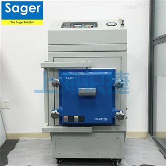 SG-QF1200800度1250度五金模具退火炉