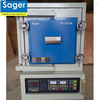 SG-QF 12001200度氮气保护真空气氛炉