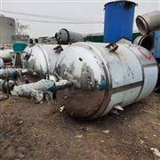 4效30吨二手调剂蒸发器