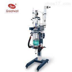 GRL-50EX长城科工贸防爆升降调速双层玻璃反应釜