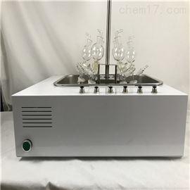 QYLHW-4水质硫化物酸化吹气吸收装置品牌