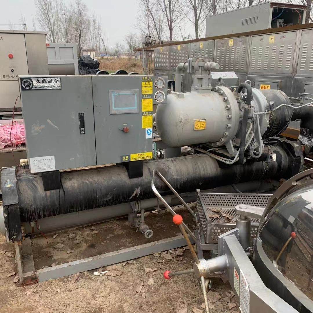 二手中低温环境模拟机组 冷水机组