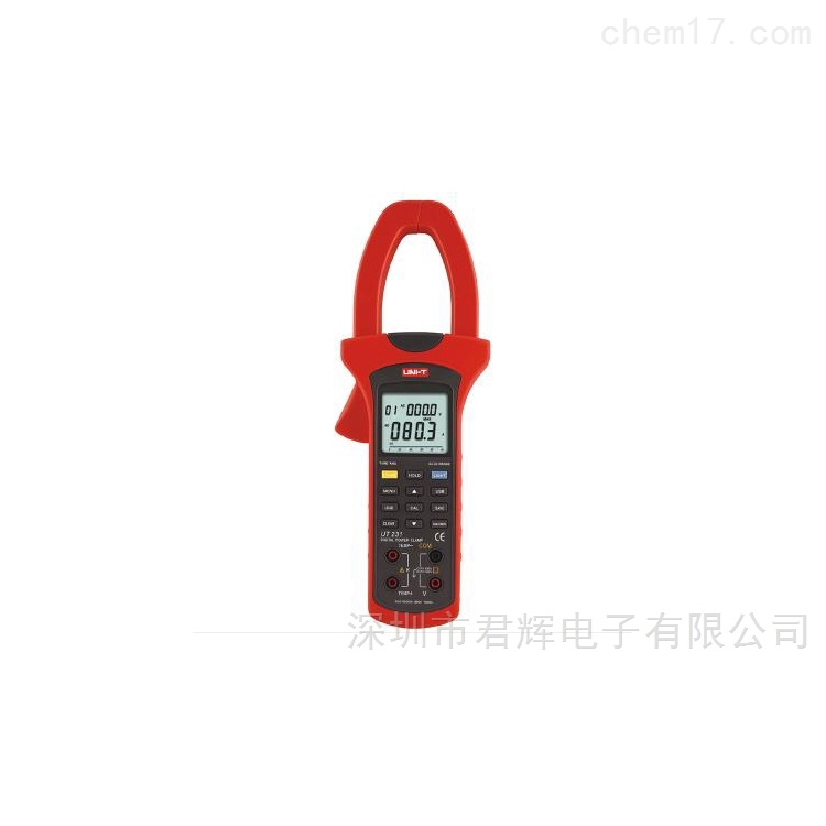 UT231数字钳形功率计