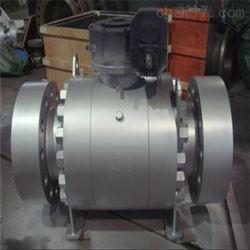 Q47N-300LB 10大口径锻钢球阀
