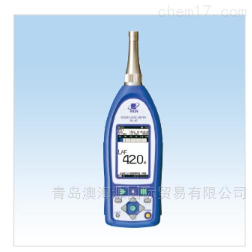 日本RION理音噪音计NL-42EX