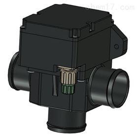 电控三通调节阀