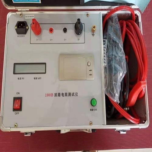 100A回路电阻测试仪直销