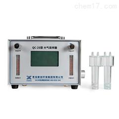 QC-2S职业卫生双路大气采样仪