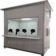 LB-3315核酸采样工作站采样亭 标配空调厂家出货