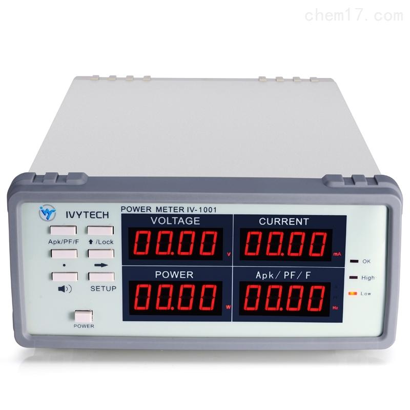 艾维泰科IVYTECH IV-1001/2高精度功率计