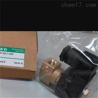 *日本CKD喜开理电磁阀AD11-10A/CKD