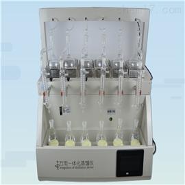 QYZL-6B挥发酸的蒸馏装置