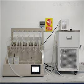 QYZL-6B氨氮蒸馏装置 实验室蒸馏