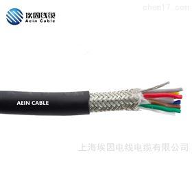 美标UL20549 PUR聚氨酯拖链电缆