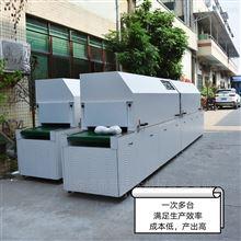 XUD东莞现货胶水烘干隧道炉厂家 高效快速烤炉