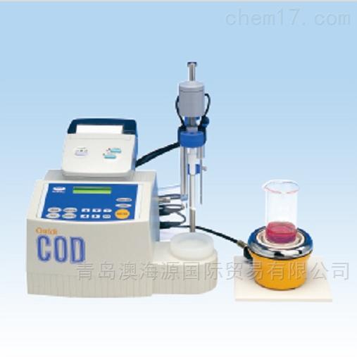日本中央科学 化学需氧量测试仪COD-60A