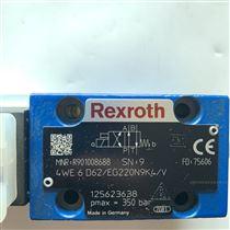 4WE6D6X/EG220N9K4/V力士乐电磁阀4WE6D 220V换向阀