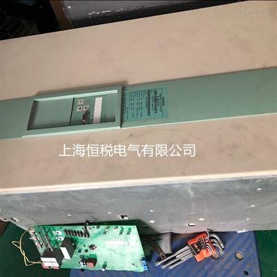 当天修复西门子直流电机控制柜报F040复位不了解决