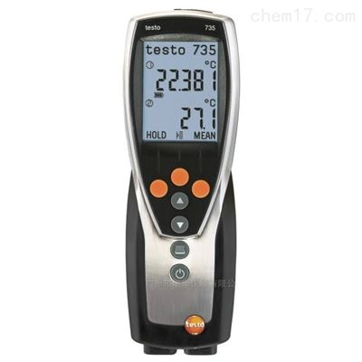 testo 735-2 多通道温度测量仪
