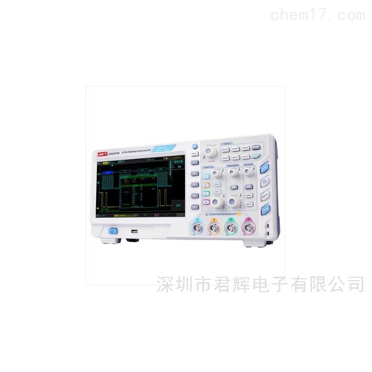UPO7074Z数字荧光示波器