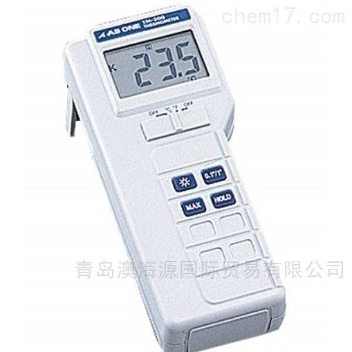 TM-300带有校准证书数字温度计日本原装进口