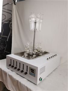 硫化物吹气装置