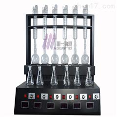 北京多功能蒸馏仪CYZL-6C氨氮、挥发酚