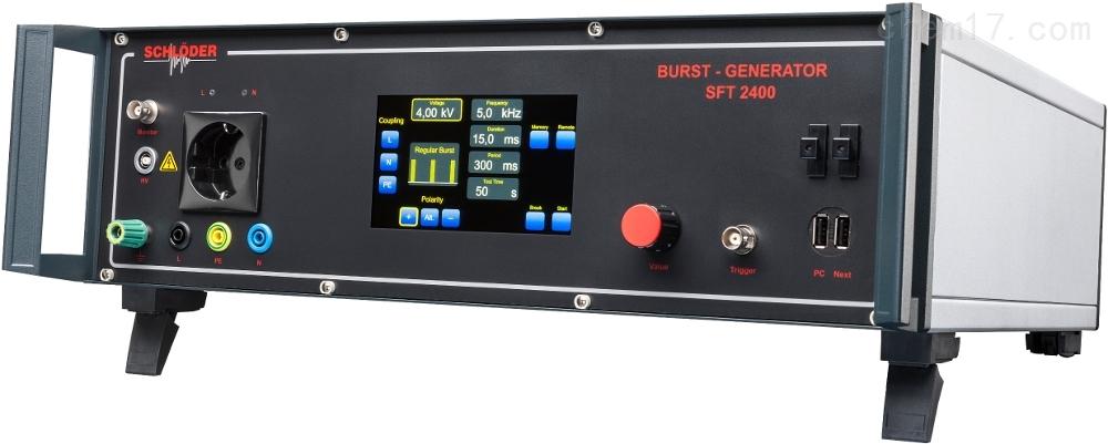 电快速瞬变脉冲群发生器 125 kHz SFT 2400